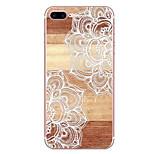 Для apple iphone 7 7 плюс 6s 6 плюс чехол для крышки диагональный цветочный узор hd покрашенный tpu материал мягкий чехол для телефона