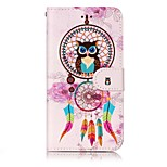 For Huawei P10 Lite P10 Phone Case Dream Catcher Pattern Varnishing Process PU Leather Material Phone Case P10 Plus P9 Lite P8 Lite 2017 P8 Lite