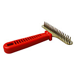 Dog Grooming Comb Massage Pet Grooming Supply
