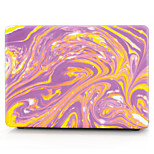 MacBook Case for Macbook Oil Painting Polycarbonate Material