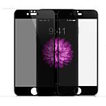 Mocoll® para el iphone 7 más la superficie 3d anti peeping la pantalla completa la cobertura completa a prueba de explosión caída anti