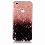 Per huawei p10 più p10 lite copertura di caso imd caso di copertura posteriore marmo morbido tpu per huawei godere 6s p8 lite (2017) p9