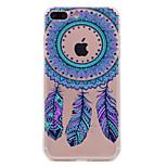 For iPhone 7 Plus 7 Phone Case Dream Catcher Pattern Soft TPU Material Phone Case 6S Plus 6 Plus 6S 6 SE 5S 5
