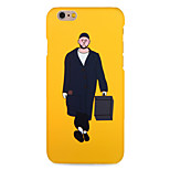 For Apple iPhone 7 7Plus Case Cover Pattern Back Cover Case Cartoon Hard PC 6s Plus  6 Plus 6s 6 5s 5