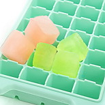 De Ma Le Japanese Camellia Silica Ice Lattice Tea Special Multi-grid Ice Mold With Lid Sealed Ice Box