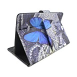 For iPad Case with Removable Keyboard Bluetooth Russian Version 9-10.5 inch Universal Butterfly PU leather For iPad Pro 10.5 iPad (2017) Pro9.7 Air