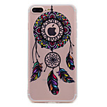 For iPhone 7 Plus 7 Phone Case Dream Catcher Pattern Soft TPU Material Phone Case 6S Plus 6 Plus 6S 6 SE 5S 5