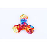 Fidget Spinner Hand Spinner Spinning Top Toys Toys Round Plastics EDC Relieves ADD, ADHD, Anxiety, Autism Stress and Anxiety Relief