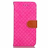 Для iphone 7 7 плюс чехол чехол карты держатель кошелек с подставкой флип магнитный тканый узор жесткий кожаный чехол pu для iphone 6 6