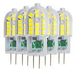 YWXLight® 5pcs G4 3W 30 LED 2835 SMD 200-300 Lm Warm White Cool White Natural White LED Bi-Pin Lights AC 220-240 V