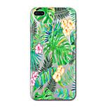 Voor iphone 7 plus 7 case cover transparant patroon achterkant hoesje bloem boom soft tpu voor 6s plus 6s 6 plus 6 5s 5 se