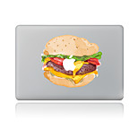 For MacBook Air 11 13/Pro13 15/Pro With Retina13 15/MacBook12 Hamburg Decorative Skin Sticker
