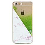 Чехол для яблока iphone 7 7 плюс дерево блеск сияние шаблон текучая жидкость жесткий ПК 6 с плюс 6 плюс 6 с 6