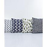 1 pcs  45*45cm Cute shark series Pillow Case