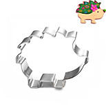 Hedgehog Cookies Cutter Stainless Steel Biscuit Cake Mold Metal Kitchen Fondant Baking Tools