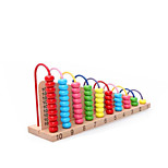 Building Blocks Toy Abacuses For Gift  Building Blocks Wooden 3-6 years old Toys