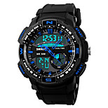 SKMEI® 1109  Men's Woman Watch Outdoor Sports Multi - Function Watch Waterproof Sports Electronic Watches 50 Meters Waterproof