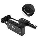 Rocketek usb car-charger smart IC 6 USB 9.1A car Sockets Cigarette Adapter Splittercar charger for ipad iphone 5 5s 6s samsung OPM125347