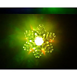1pcs Snowflake Colorful LED Night Light