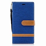 For Sony Xperia XA1 Case Cover Card Holder Wallet with Stand Flip Magnetic Full Body Case Hard Textile for Sony Xperia XZ