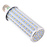 YWXLight® E26/E27 140LED 5730SMD 40W 3800-4000 Lm Warm White Cool White Decorative LED Corn Lights AC 85-265 V 1 pcs