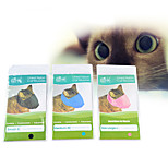 Cat Health Care Cleaning Baths Foldable Random Color