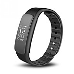 i6HR Smart Band Heart Rate Monitor Bracelet Fitness Tracker Activity Smartband IP67 Waterproof for Android IOS Phone