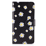 Case For Huawei P10 Lite P8 Lite (2017) The Flowers Pattern PU Leather Cases for Huawei P9 Lite Mate 9 Changxiang5