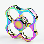 Fidget Spinner Hand Spinner Toys UFO Five Spinner Metal EDC Relieves ADD ADHD Anxiety Autism Stress and Anxiety Relief Office Desk Toys for