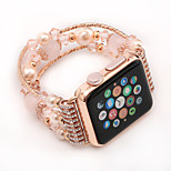 Agate Design Cord Strap Agate Band for Apple Watch Band With Connection Adapter for Iwatch Woman Fashion Style Wrist