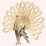 Пазлы Набор для творчества 3D пазлы Пазлы Пазлы и логические игры Строительные блоки Игрушки своими руками Птица ЖивотныеНатуральное