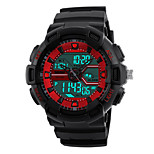 SKMEI 1189 Men's Woman Watch Outdoor Sports Multi - Function Watch Waterproof Sports Electronic Watches