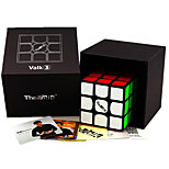 Rubik's Cube Smooth Speed Cube Stress Relievers Magic Cube Educational Toy Smooth Sticker Adjustable spring ABS
