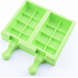 Silicone Ice Cream Mold Cartoon Home Ice Cream Model