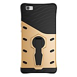 For Huawei P8 Lite (2017) P8 Lite Case Cover 360 Degrees Rotate Armor Combo Drop Armor Phone Case Honor 5C Mate 9 Nova