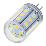 Marsing G4 24-2835 SMD Warm White/Cold White Light LED Bulb DC10-30V/AC10-18V(1PCS)