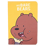Case For Apple iPad Mini1 2 3 4 with Stand Flip Pattern Auto Sleep Wake Up Full Body Case  Word Phrase Food Cartoon Hard PU Leather
