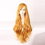 Lolita Wigs Sweet Lolita Yellow Lolita Lolita Wig 85 CM Cosplay Wigs Wig For