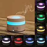 BRELONG Portable LED Air Desktop Humidifier  Night Light  Aroma lamps