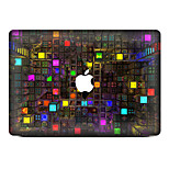 1 pieza Anti-Arañazos Geométrico De Plástico Transparente Adhesivo Diseño ParaMacBook Pro 15'' with Retina MacBook Pro 15 '' MacBook Pro