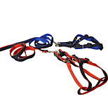 Pet Supplies Dog Traction Rope Breast Strap Factory Nylon Denim Pet Traction Belt Breast Strap
