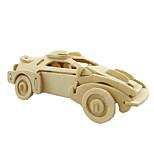 Jigsaw Puzzles 3D Puzzles Building Blocks DIY Toys Wood Model & Building Toy
