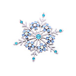 Women's Brooches Euramerican Personalized Hypoallergenic Alloy Jewelry 147 Party/Evening Party/ Evening Evening Party