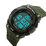 SKMEI® 1117  Men's Woman Watch Outdoor Sports Multi - Function Watch Pedometers  50 Meters Waterproof