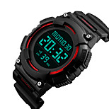 SKMEI® 1248  Men's Woman Watch Outdoor Sports Multi - Function Watch Waterproof Sports Electronic Watches 50 Meters Waterproof