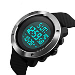 Smart watch Resistente all'acqua Long Standby Sportivo Multiuso Cronometro Allarme sveglia Cronografo Calendario Due fusi orari OtherNo