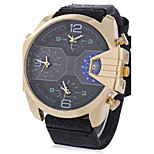 Муж. ПодросткиСпортивные часы Армейские часы Нарядные часы Модные часы Наручные часы Часы-браслет Уникальный творческий часы Повседневные