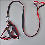 Collar Dog Training Collars Portable Foldable Adjustable British Fabric