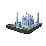 Пазлы Набор для творчества 3D пазлы Строительные блоки Игрушки своими руками Знаменитое здание Крест Архитектура