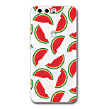 For Huawei P9 P10 Case Cover Transparent Pattern Back Cover Case Fruit Soft TPU for Huawei P9 Plus P10 P10 Plus P8 P8 Lite